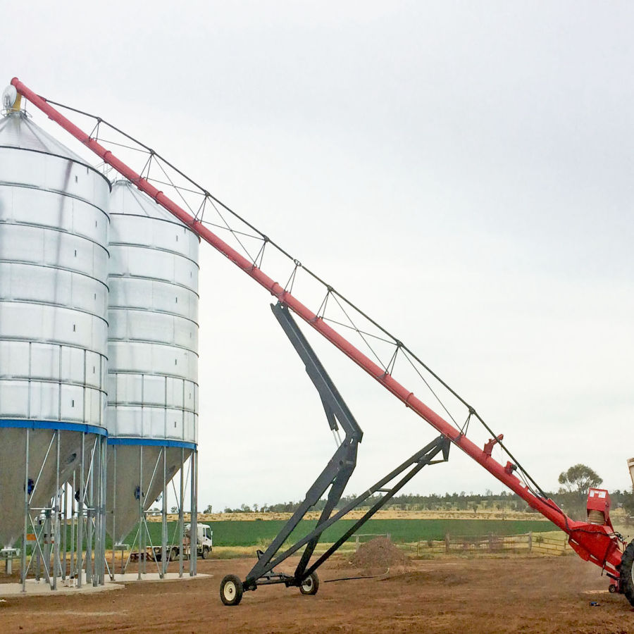 AGI Swing Away Grain Auger