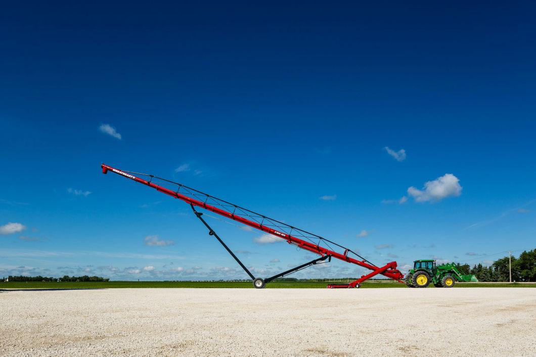 Swing Away Grain Auger